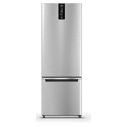 Whirlpool IntelliFresh Pro Bottom Mount 355L Frost Free Refrigerator ( 21381 , Advanced AI Technology, Omega Steel, 3S, 10 Years Warranty )