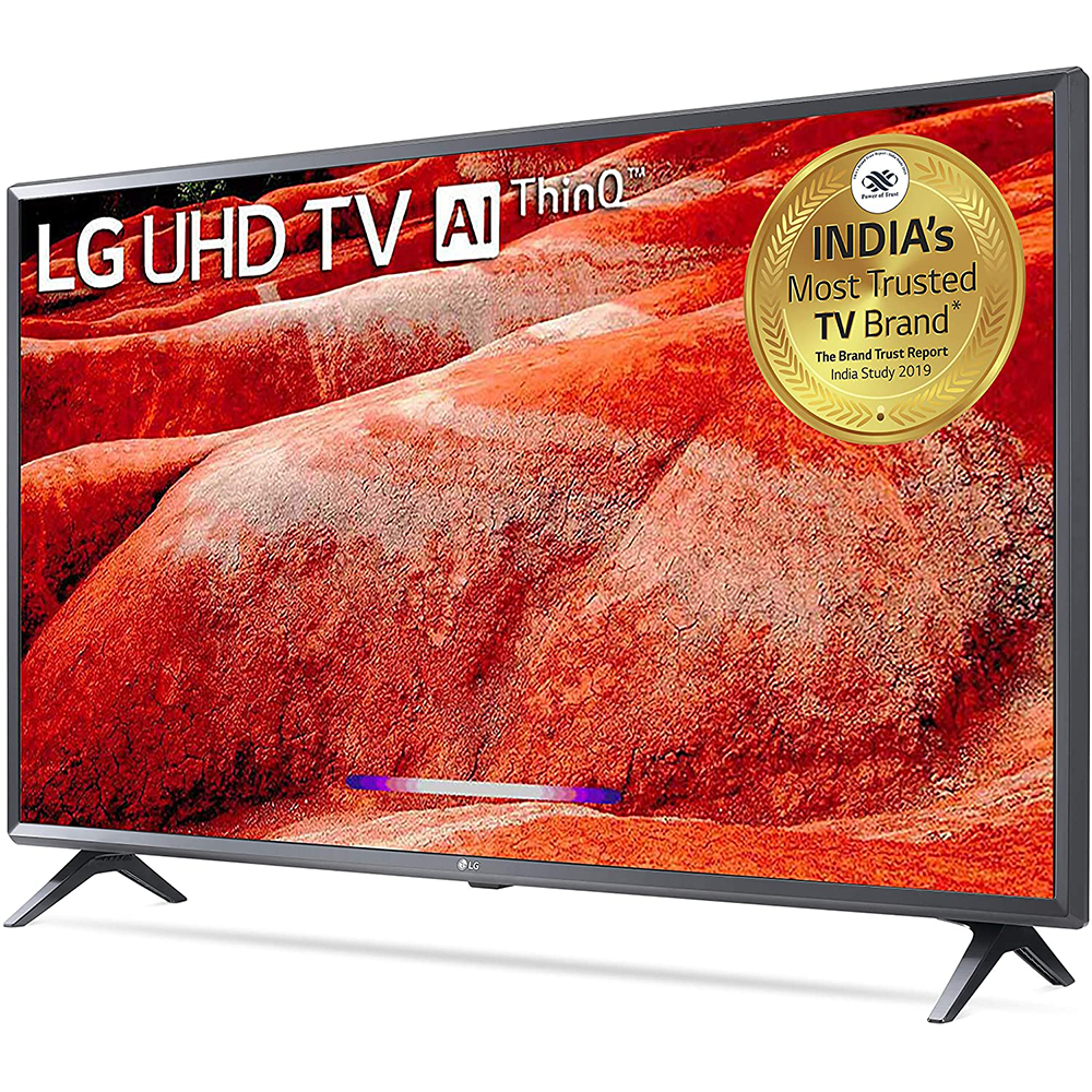 LG 108 cms (43 inches) 4K Ultra HD Smart LED TV 43UM7780PTA | with Built-in Alexa