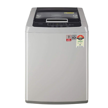LG 6.5 Kg 5 Star Smart Inverter Fully-Automatic Top Loading Washing Machine -T65SKSF1Z