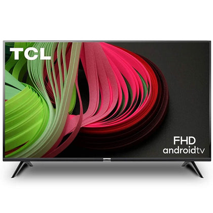 TCL 109 CM 43 INCH FULL HD LED SMART TV ( 43S6500FS , BLACK )