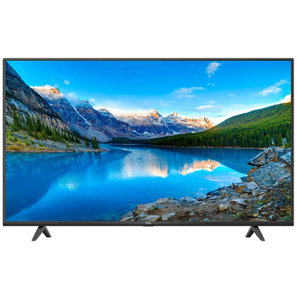 TCL 108 cm 43 inches 4K Ultra HD Certified Android Smart LED TV ( 43P615 , Black )