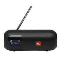 JBL Tuner2 Portable Bluetooth Speaker with FM Radio (Black)