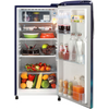 LG 190 L 4 Star Inverter Direct-Cool Single Door Refrigerator (GL-B201ABCY, Blue Charm)