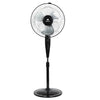 Havells GIRIK 400 mm Pedestal Fan - Black