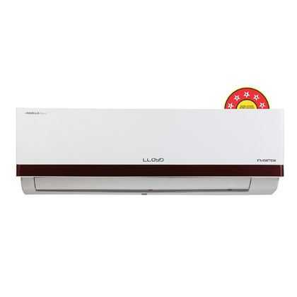 Lloyd 1.5 Ton 5 Star Inverter Split AC - GLS18I56WGBP