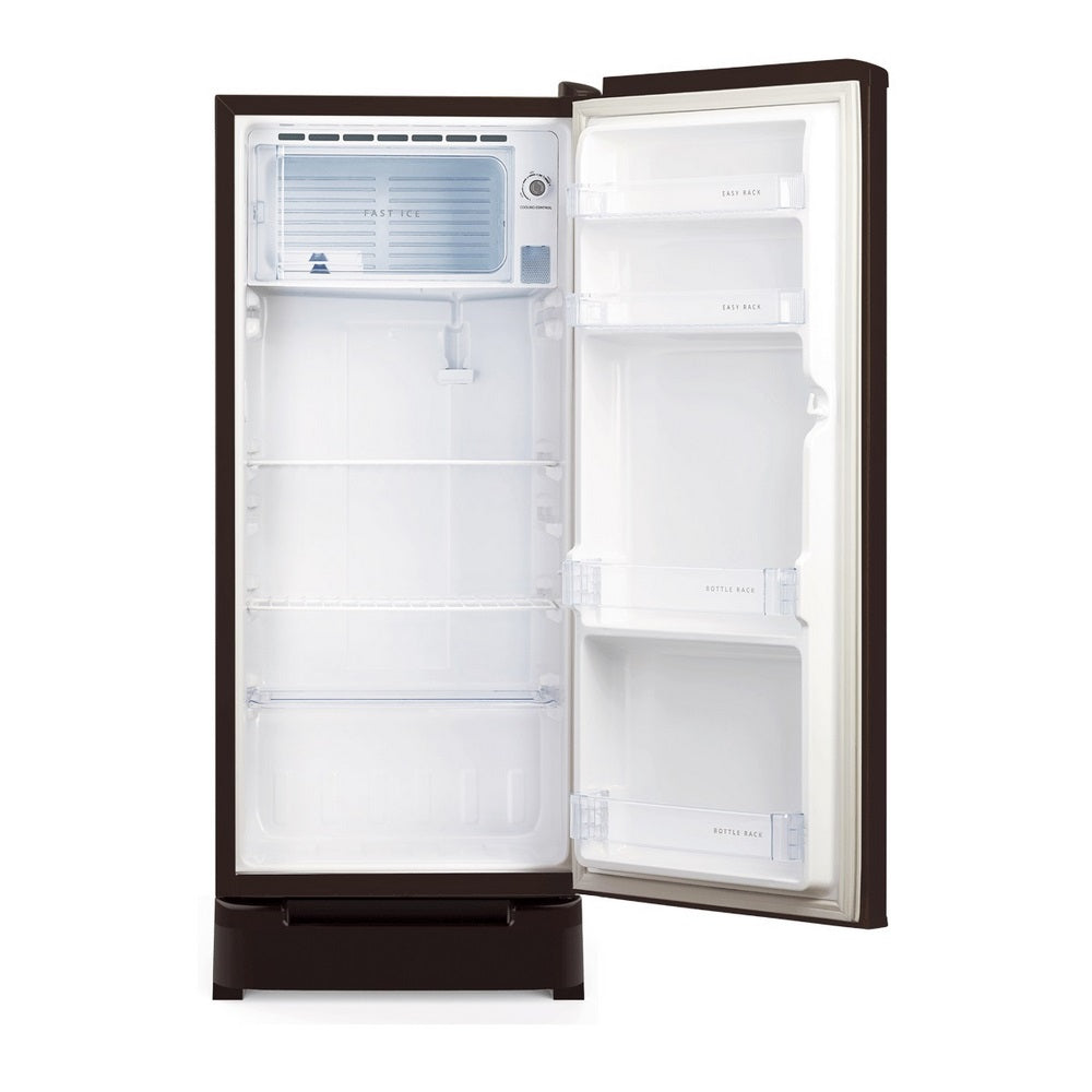 Whirlpool Ice magic power cool 185L Single Door Refrigerator ( 71610 , No.1 In Ice making , 2 Star , Wine Abyss , 10 Years Warranty )