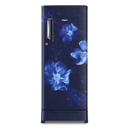 Whirlpool 190L Icemagic Powercool Single Door Refrigerator ( 71625 , 205 IMPC ROY , 3 Star , Sapphire Magnolia )