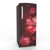 Whirlpool 200L Icemagic Pro Single Door Refrigerator  New Crescent Door Design With Breathe Arc Handle ( 71632 , 215 IMPRO PRM , 3 Star , Wine Mulia )