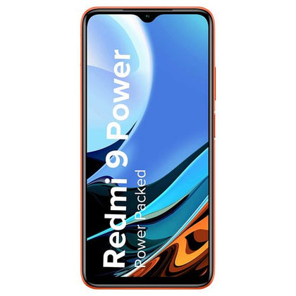 Redmi 9 Power (4GB RAM , 64GB Storage)  6000mAh Battery , 48MP Quad Camera