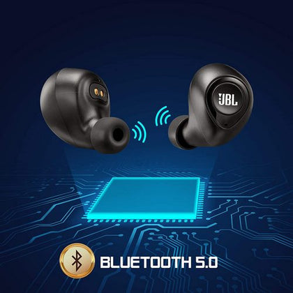 JBL T100TWS True Wireless in-Ear Headphones with 17 Hours Playtime