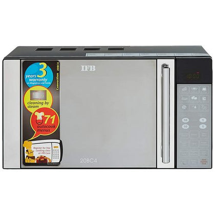 IFB 20 L Convection Microwave Oven (20BC4, Black, With Starter Kit)