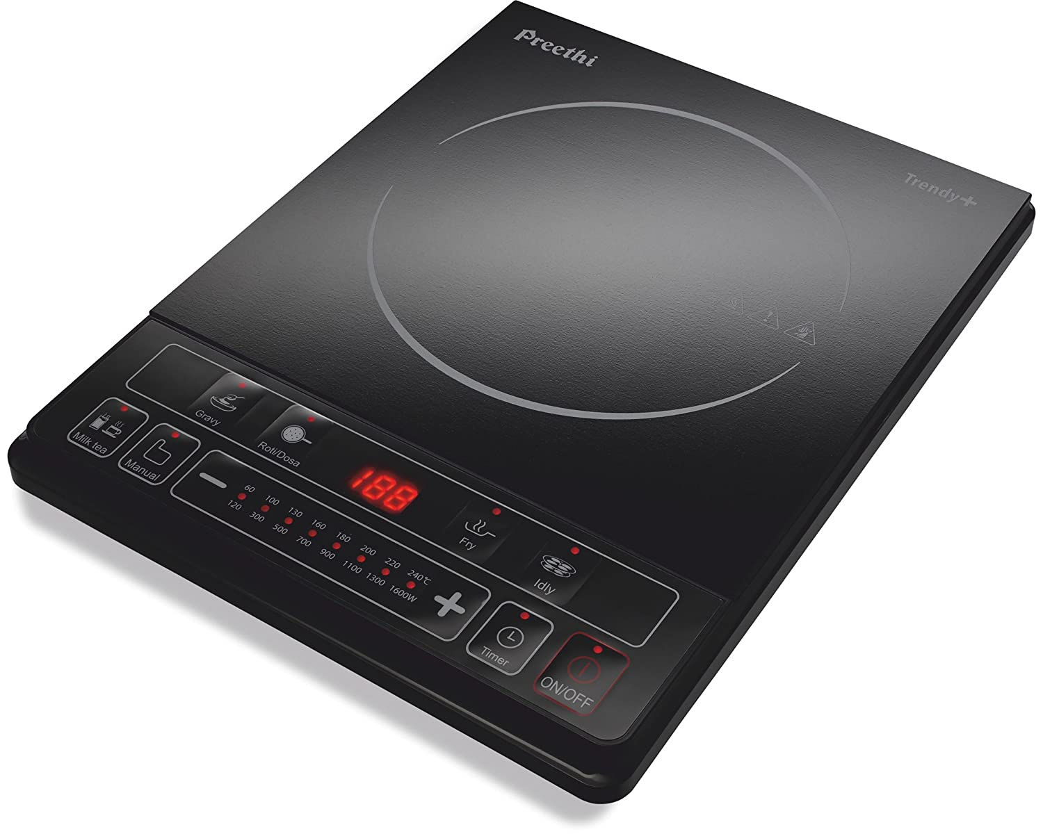PREETHI INDUCTION COOKTOP - TRENDY PLUS