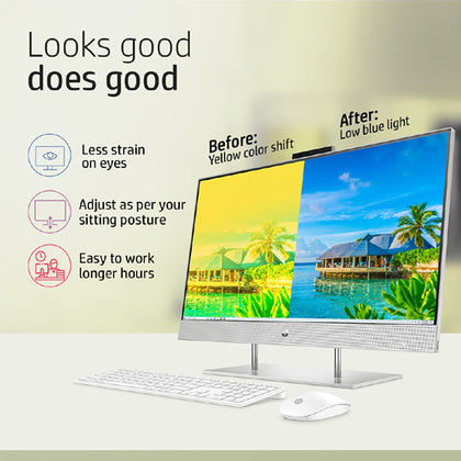 Samsung 314 L 2 Star Inverter Frost-Free Double Door Refrigerator (Silver Grey, Convertible)