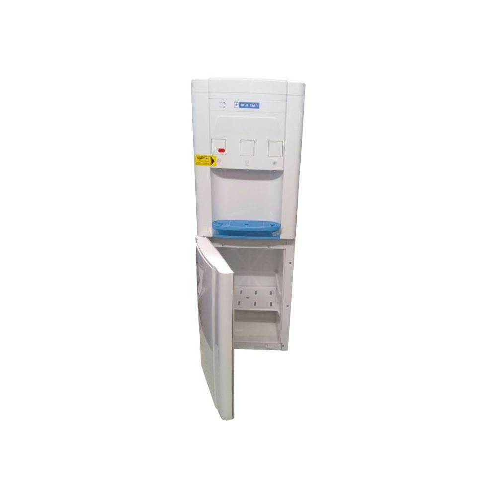 Blue Star water dispenser with storage cabinet ( BWD3FMCGA )