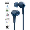 Sony WI-XB400 Wireless Extra Bass in-Ear Headphones with 15 Hours Battery Life, Quick Charge, Magnetic Earbuds, Tangle Free Cord, Bluetooth Ver 5.0