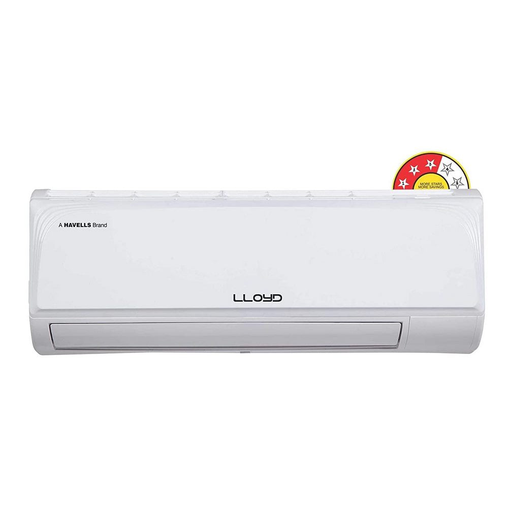 Lloyd 1.5 Ton 3 Star Split AC ( GLS18B32MX , Copper , White )