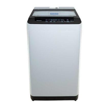 PANASONIC 6.5 KG 5 STAR FULLY AUTOMATIC TOP LOAD WASHING MACHINE (NA-F65L9HRB, WHITE)