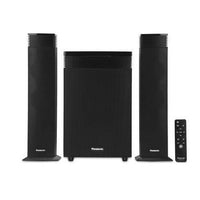 Panasonic SC-HT21GW-K Stylish 65 W Bluetooth Home Theatre  (Black, 2.1 Channel)