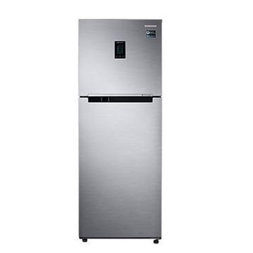 Samsung 324 L 2 Star Inverter Frost-Free Double Door Refrigerator (Silver Grey, Convertible)