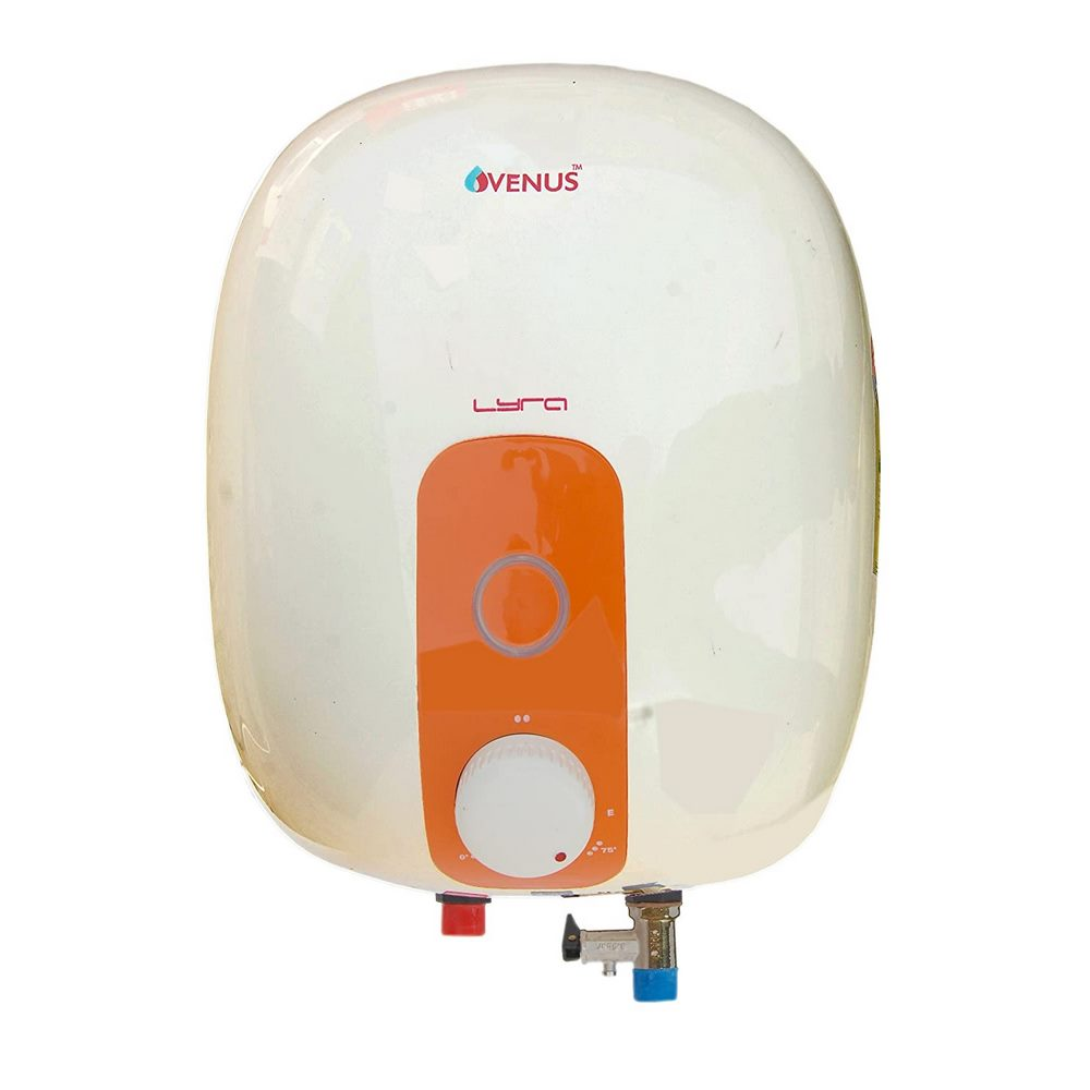 Venus Lyra 10R 10-Litre Storage Water Heater ( VNSWH-LYRA010R , BEE Star Rating - 4 Stars)