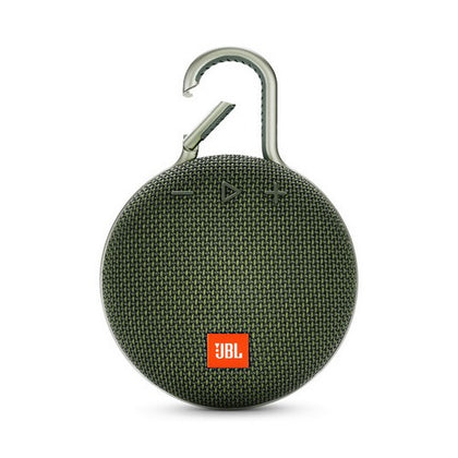 JBL Clip 3 Ultra-Portable Wireless Bluetooth Speaker (Black)