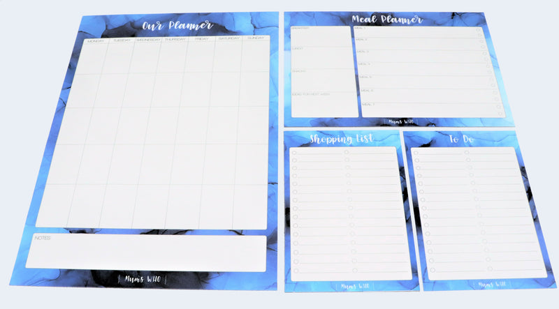 Mums Who Clean Book + Mums Who Magnetic Planner