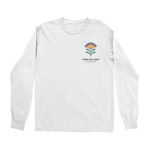 Flower Rise Long Sleeve T-Shirt