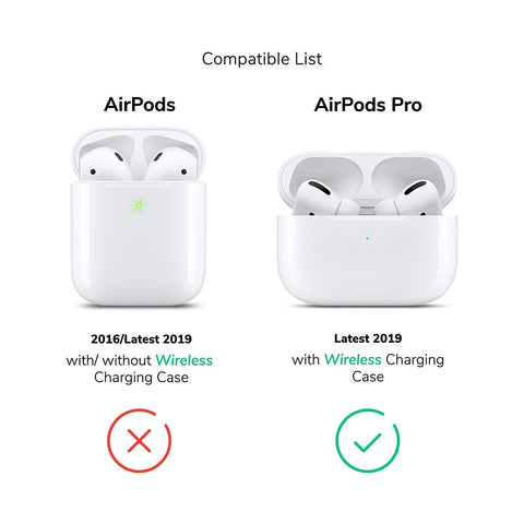 airpods pro case cover pouch protective premium quality hard soft apple air pods 3