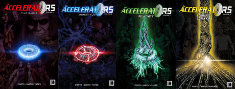 *Accelerators Trade Paperback Bundle