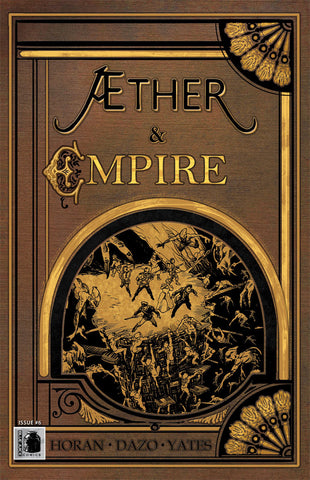 Æther & Empire #06 (Oversize Issue)
