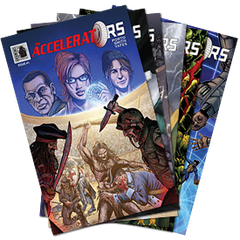 Accelerators Issues 1-6 Combo Pack
