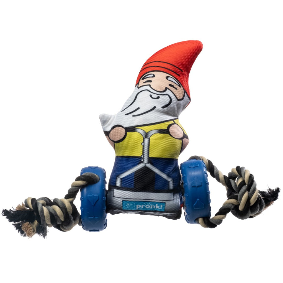 Reel Mowin' Gnome