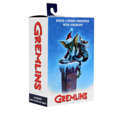 "Gremlins Ultimate Santa Stripe And Gizmo 7"" Scale Action Figure Set"