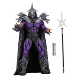 Teenage Mutant Ninja Turtles II Super Deluxe Shredder Action Figure NECA