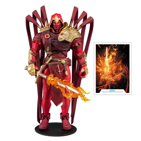 DC Multiverse Azrael (White Knight) Action Figure