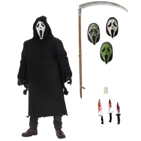 "Scream Ultimate Ghostface 7"" Action Figure"