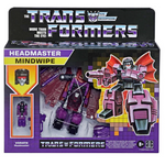 Transformers Headmaster G1 Retro Mindwipe Figure