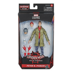 Marvel Legends Spider-Man Into the Spider-Verse Peter B. Parker Figure