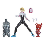 Marvel Legends Spider-Man Into the Spider-Verse Gwen Stacy Figure