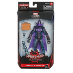 Marvel Legends Spider-Man Into the Spider-Verse Prowler Figure