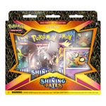 *PRE-ORDER* Pokémon Trading Card Game Shining Fates Dedenne Mad Party Pin Collection
