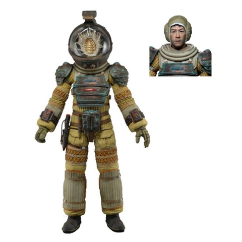 "Alien 40th Anniversary Kane (Series 3) 7"" Action Figure"