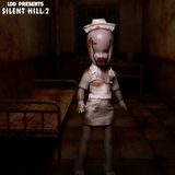 *PREORDER* Living Dead Dolls Presents Silent Hill 2 Bubble Head Nurse Doll