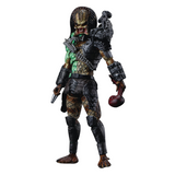 "Predator 2 Battle Damage City Hunter 4.5"" Action Figure (1:18 Scale)"