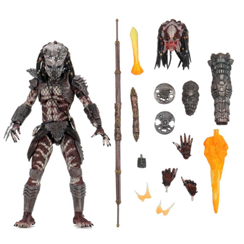 "Predator 2 Ultimate Guardian 7"" Scale Action Figure"