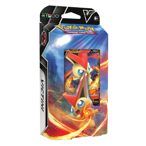 *PRE-ORDER* Pokémon Trading Card Game Victini V Battle Deck