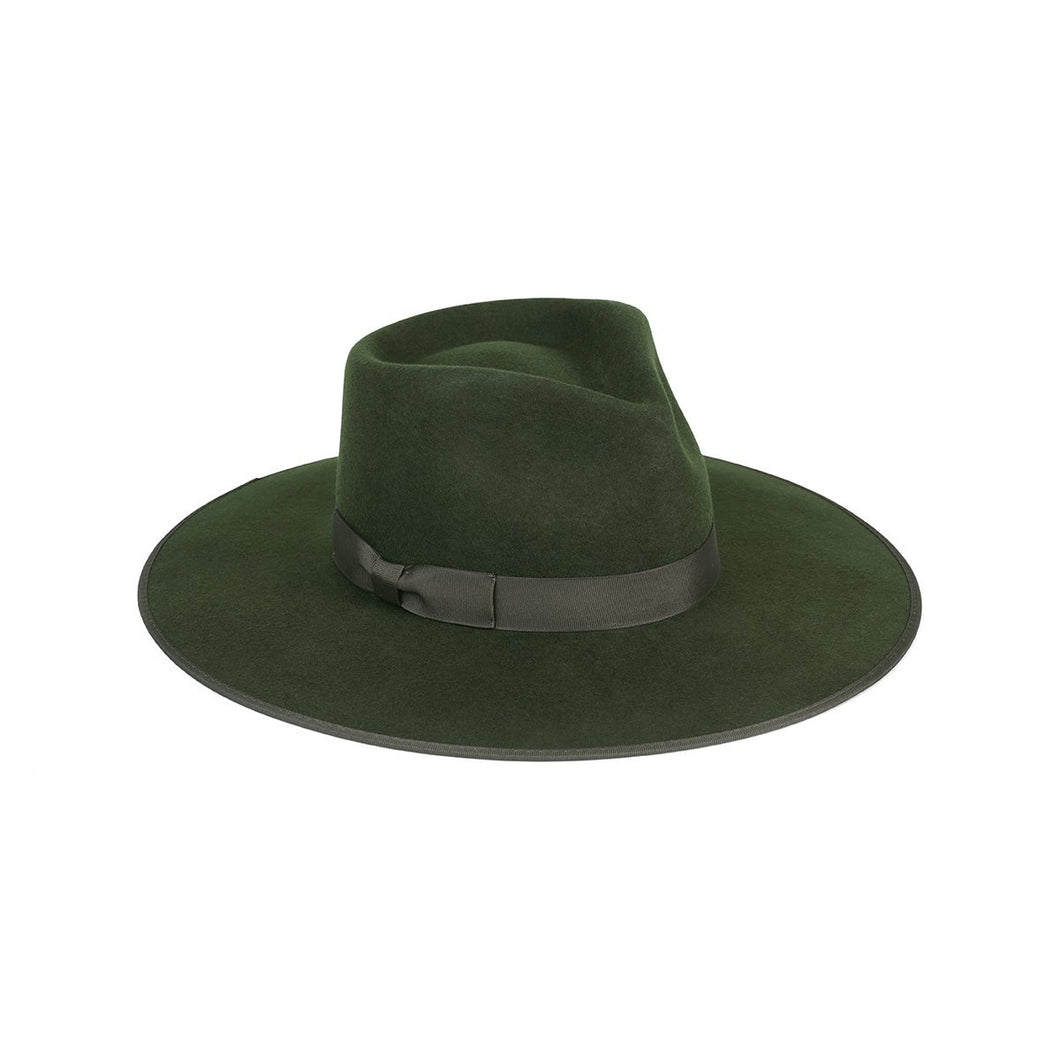 Forest Green Rancher Hat