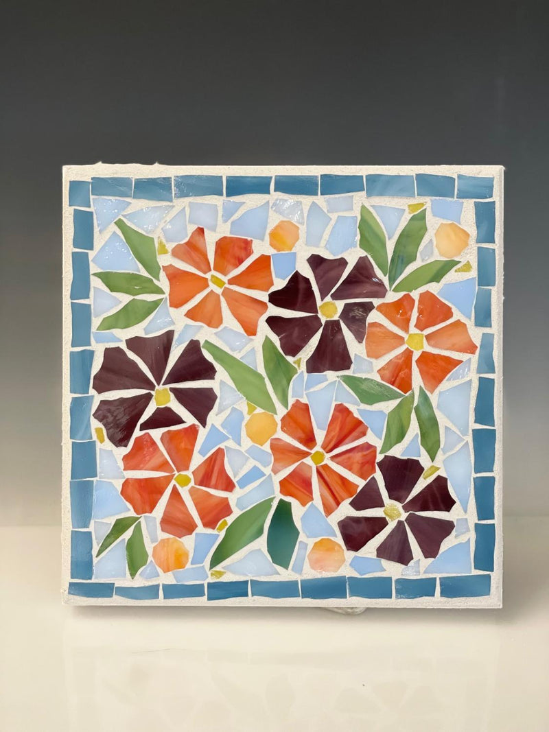 TBD: Mosaic Picassiette Mirror (2 days)
