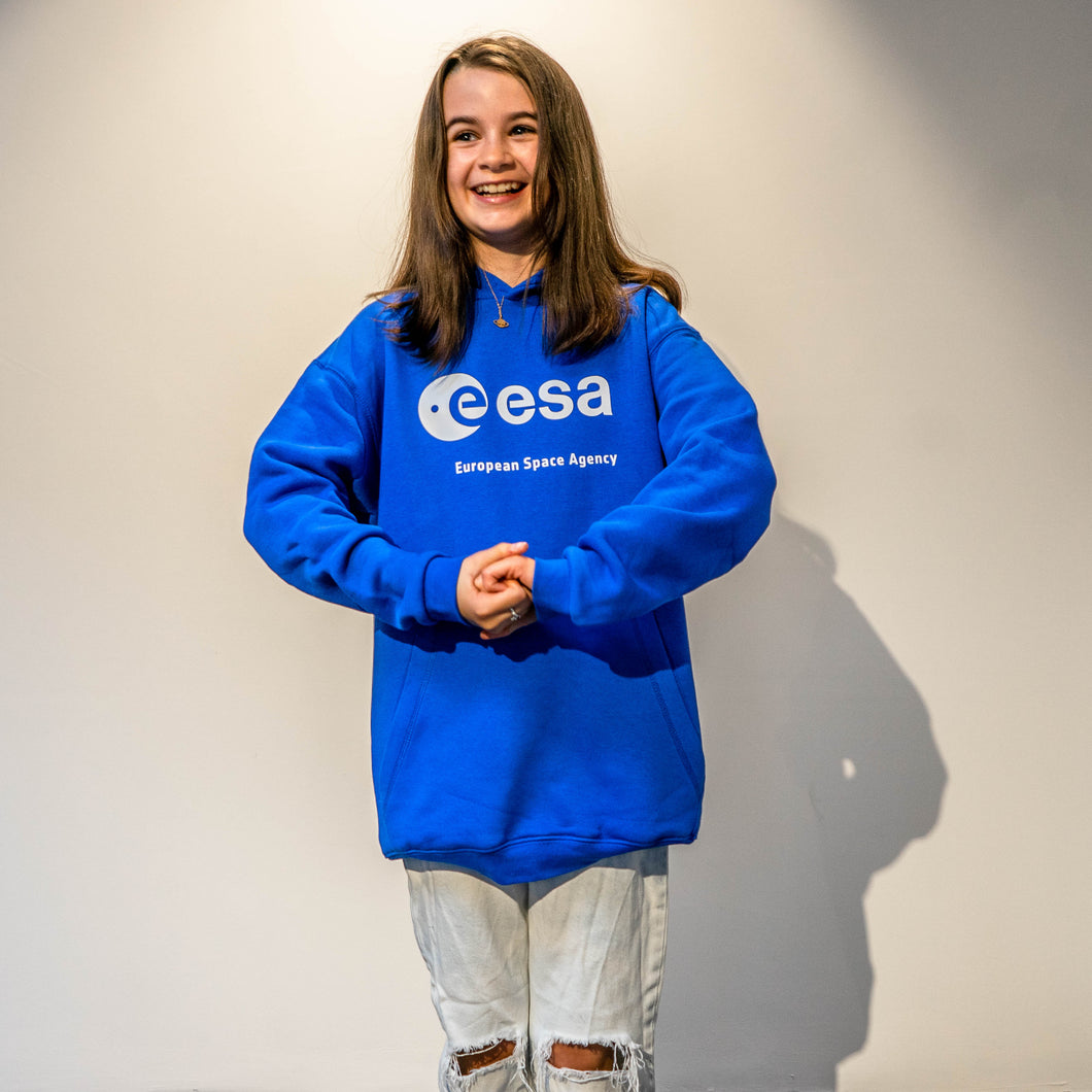 European Space Agency  Hoody 7-8 years
