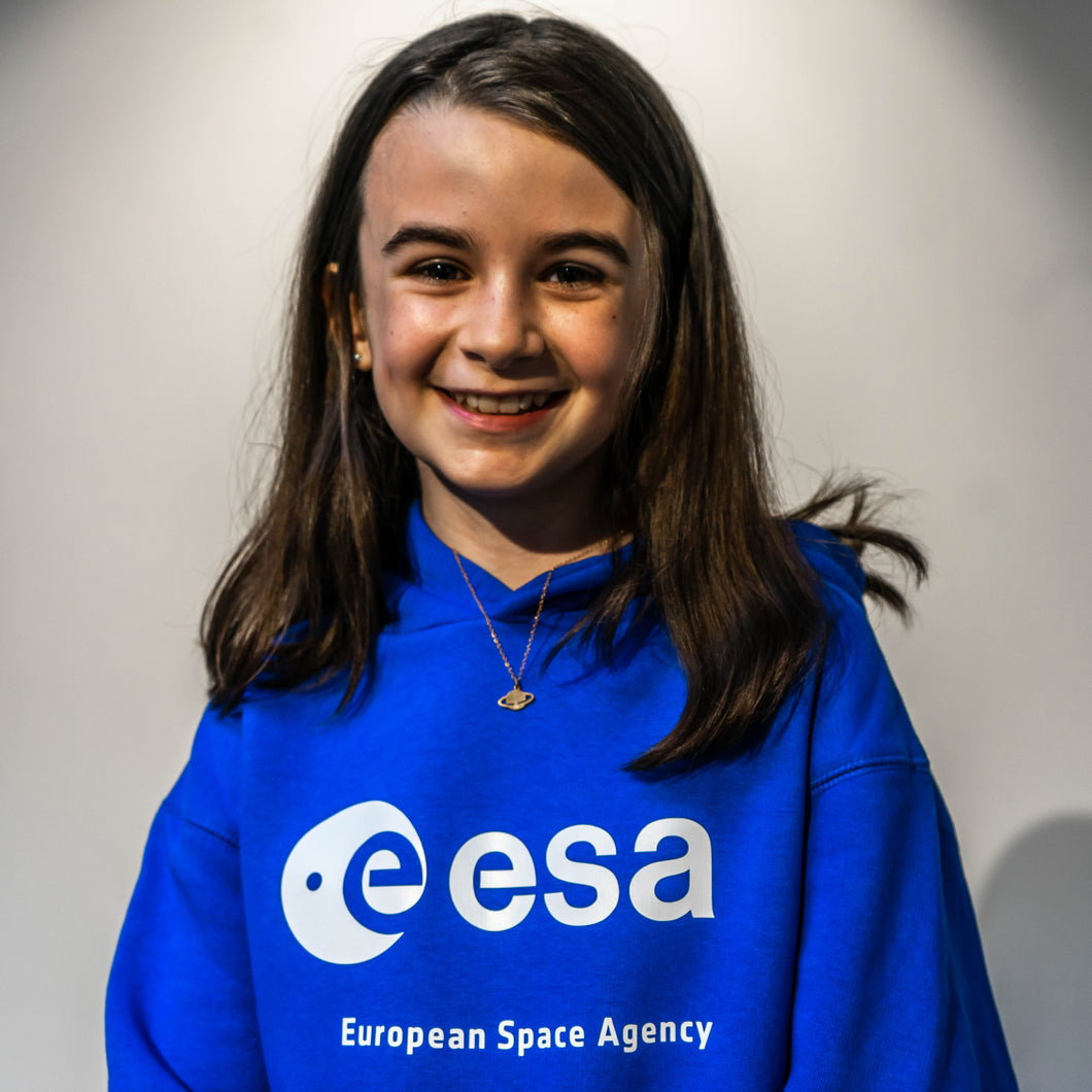 European space agency Hoody size 12-14 years